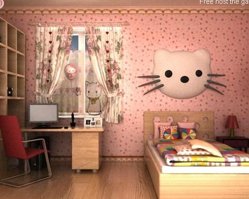 Hello Kitty Room Escape